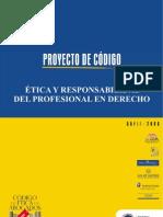 PROYECTO CODIGO DE ETICA