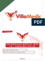 VILLAMEDIC- Repaso 1 Fase -Pediatria Parte 3