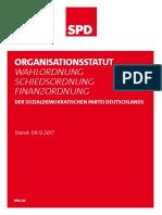 SPD OrgaStatut 2018