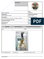 Handout 4 - JHA for Replacing Light Bulb