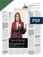 Entrevista Mercedes Araoz Peru21