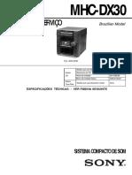 Sony - Manual Estereo MHC-DX30.pdf