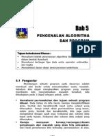BAB v Pen Gen Alan Algoritma