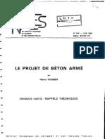 Le Projet de Béton armé