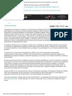 Brasil Precisa Consolidar Politicas de Bem Estar Social Ate 2060