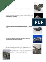 El litio es un elemento perteneciente al grupo de alcalinos y su aspecto es blanco plateado.docx