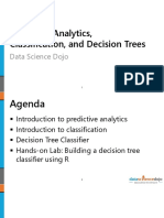 Predictive Analytics, Classification, and Decision Trees.pdf