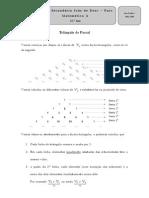 Triangulo Pascal