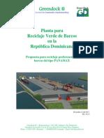 GREENDOCK Reciclaje Verde de Barcos en República Dominicana