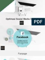 Optimasi Sosial Media Sekolah