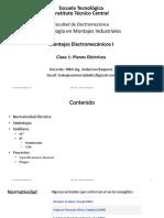 Montajes Elec. Clase xx Planos Eléctricos.pptx