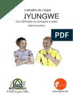 Cinyungwe Lexico 2011