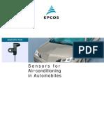 PDF Sensors Air Conditioning Automotive AN1