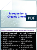 Intro to Org Chem