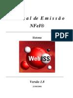 Manual Emissao Da NFeI v 1.8