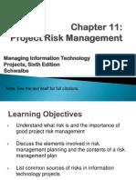 11 Itpm6 Risk