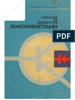 Catalog de Dispozitive Semiconductoare(1966)