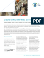 CSA Group Functional Safety IEC White Paper PrV