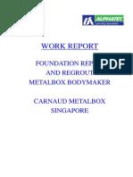 CMB Foundation Repair