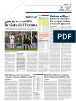 La Provincia Di Cremona 19-03-2019 - Serie B