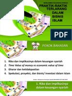 Praktik-raktik Terlarang Dalam Bisnis Islam-16 Paralel