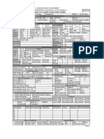 Slope Inventory Form