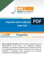 Presentacion Sesion 2 Cte