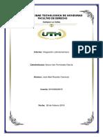 Informe de la Integración Latinoamericana