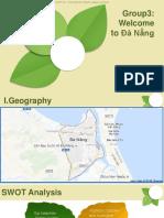 Presentation for Da Nang City Vietnam