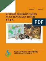Kinerja Perekonomian Nusa Tenggara Timur 2015.pdf