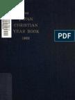 Japan Christian Year Book