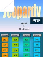 Jeopardy Past Tense Fun Activities Games Games 12399 (1)