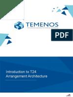 24. T24 Induction Arrangement Architecture - R18