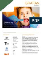915 Filling the Gap a Universal Dental Scheme for Australia