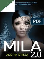 MILA 2.0 T01 - Driza