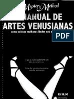 O Mystery Method - O Manual de Artes Venusianas