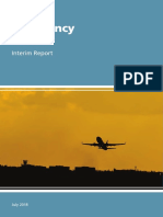 Airline Insolvency Review Interim