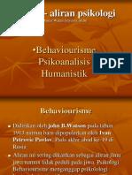 Aliran aliran_psikologi
