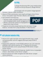 Tot Pkh Ekonomi-Aturan Main