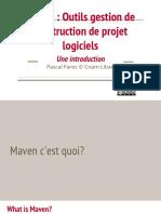 Maven _ Outils Gestion de Build Et Projet Java