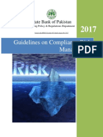 Guidelines on Compliance Risk Management (Compliance Date Up to 31-12-2017)
