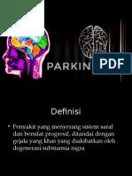 Presentasi PARKINSON