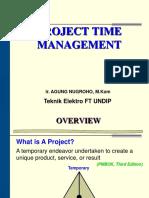 managemen proyek