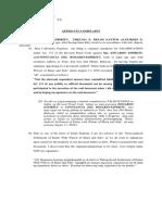 Affidavit-Complaint