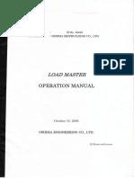 LOAD MASTER OPERATION MANUAL.pdf