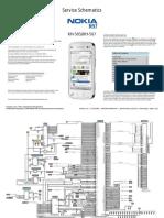 Nokia n97 Rm-505, Rm-507 Service Schematics