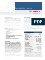 Bosch Sensortech