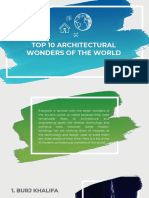 TOP 10 ARCHITECTURAL WONDERS OF THE WORLD.pptx