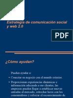 Estrategia Web Social