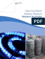 Gas Incident Safety Report 2012-13